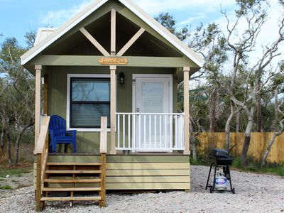 Photo for Texas Oak - Beautiful New Tiny Cottage - Perfect Family Getaway