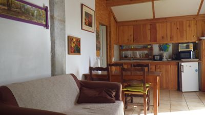 Photo for Cottage in calm southern ardeche