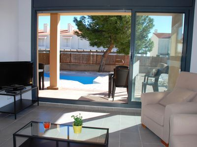 Photo for Villa Marina Del Port With Private Swimming Pool And 100m From The Sea