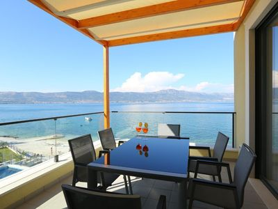 Photo for Holiday apartment Slatine for 6 - 8 persons with 3 bedrooms - Holiday apartment