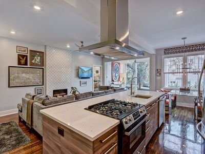 Photo for Luxury Myers Park 2BR/2BA Residence--1 Mile from Uptown