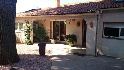 Photo for pleasant villa north of Montpellier from 15/12 to 01/15/2016