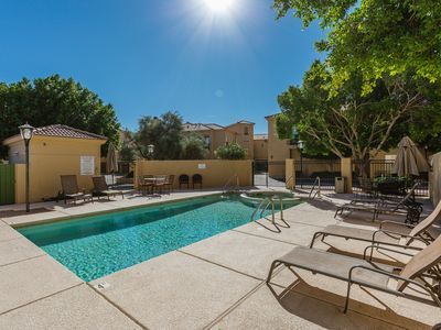 Photo for Clean, Safe, Quiet, Family-Friendly, Pool, Spa: Near Airport + Downtown + Golf!