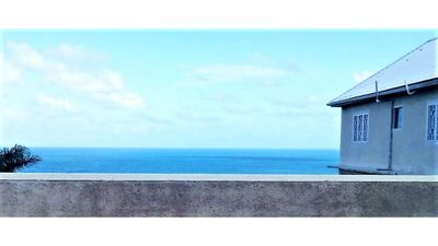 Photo for 20% discount- Great Ocean Views- 20 mins to Ocho Rios - families and group