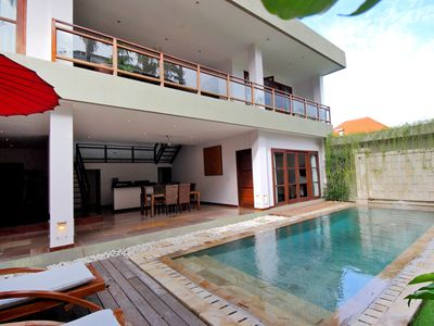 Photo for Imperial 3 bedroom Private pool villa