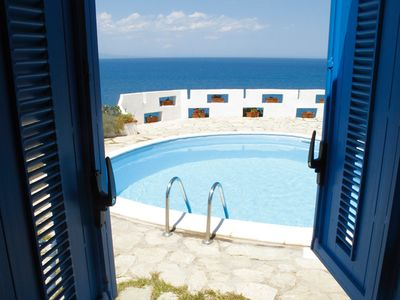 Photo for Villa Giuditta, the sea, private pool, stunning views of Mount Etna
