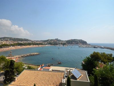 Photo for 3030   HUTG-041511   FANTASTIC APARTMENT WITH PANORAMIC SEA VIEW AND LARGE TERRACE.  Fan