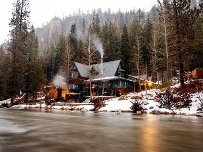 Photo for Squaw Valley Truckee River Estate