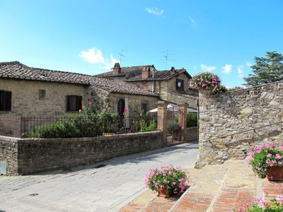 Photo for Vacation home Le Scaliere (PNZ120) in Panzano - 6 persons, 3 bedrooms