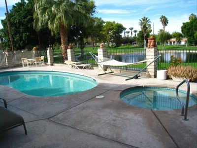 Photo for Golf Course Home 4BR/3BA with Pool/Spa    Sleeps 10 people