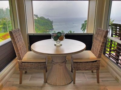Photo for NEW! Ocean Bluff Condo Steps from Hideaways Beach!