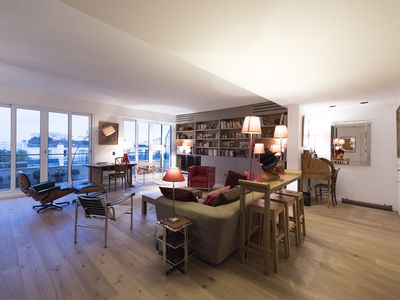 Photo for Views of the Eiffel Tower - Three Bedroom Apartment, Sleeps 5 (Veeve)