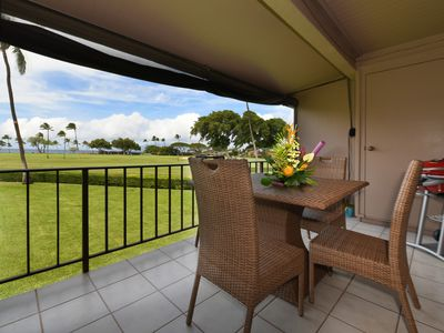 Photo for REMODELLED, prime OCEAN VIEW at Maui's #1 Kaanapali beach