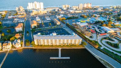 Photo for Bayfront 2 BR - Gorgeous Bay View!