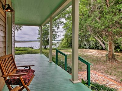 Photo for NEW! Bagdad Home w/Waterfront Porch Views