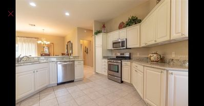 Gourmet kitchen for creating culinary delights!