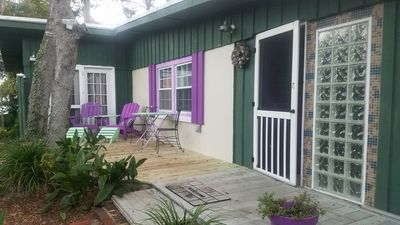 Photo for Paradise Found on Tybee Island - Cozy Cottage with Free Wi-Fi