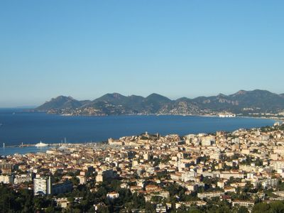 Photo for Luxury Villa - Cannes Californie - panoramic sea view 10 persons