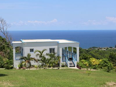 Photo for Panoramic views and room to roam in a relaxing environment