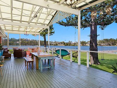 Photo for Family Fun and Relaxation on Terrigal Lagoon.