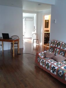 Photo for Very nice T2 of 70m2 near City Center, near Atwater market and Lachine canal