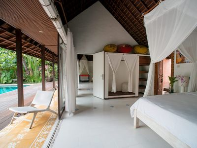 Photo for 3 Bedroom Villa close to the beach
