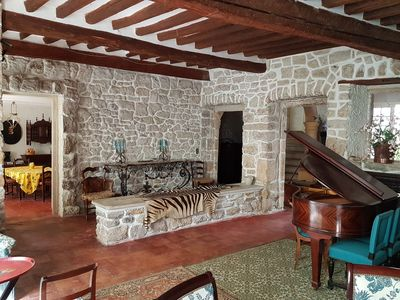 Photo for Charming Authentic Old House I South of France I  2700 sq ft