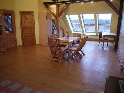 Photo for 27: Apartment in the DG - Apartments and rooms in the old carpentry