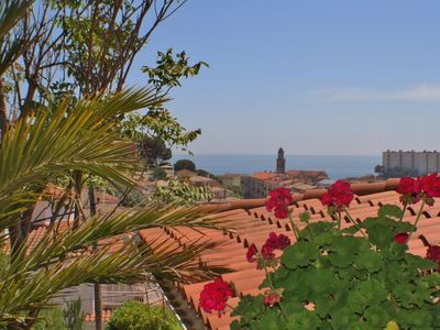Photo for Holiday home just 1 Km from the beach of Canet de Mar, Costa Barcelona - CM444