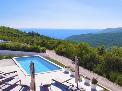 Photo for A wonderful Villa with a beautiful sea view!