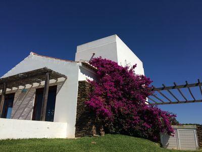 Photo for A Modern Apartment in a Quiet Rural Setting, 15 Minutes Walk from Beaches.