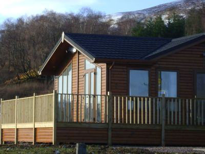 Photo for Executive Range Nevis 3 Bedroom Self Catering Lodge