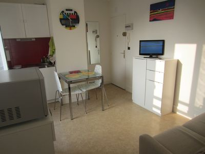 Photo for small 2 room apartment 200 m from the beach