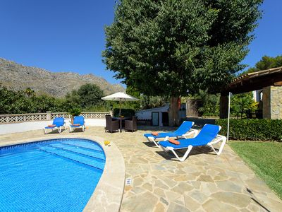Photo for Finca Parades (K021212) - Country house for 6 people in Cala San Vicente