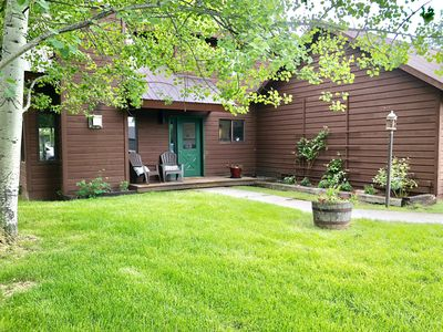 Photo for NEW RENTAL! Newly renovated Jackson Hole Modern Townhouse