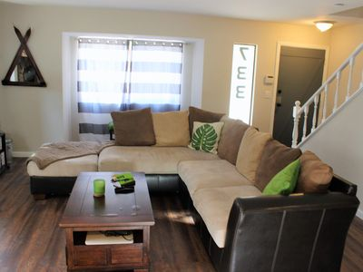 Photo for NEW!! Cute & Funky Condo @ Summit - Just Steps to Snow Summit