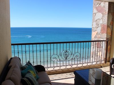 Photo for Sonoran Sky Resort 1006 Superb 1 BR Ocean Front Condo