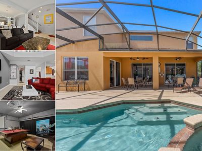 Photo for Emerald Delight | Private Pool Home | Only 4 Miles to Disney World