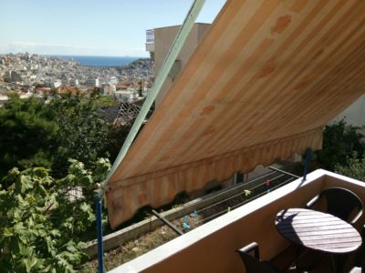 Photo for Apartment with Balcony City & Sea View+Parking