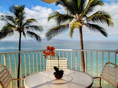 Photo for *OCEANFRONT*  *UPGRADED*  *STUNNING VIEW*  Kamaole Nalu 506
