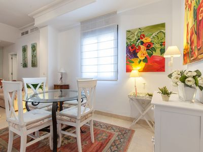 Photo for Fantastic apartment with sunny terrace