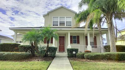 Photo for Wonderful 6 Bed 4 Bath Unit, located close to Disney in Trafalgar Village Community