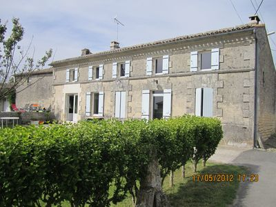 Photo for Charente house cottage
