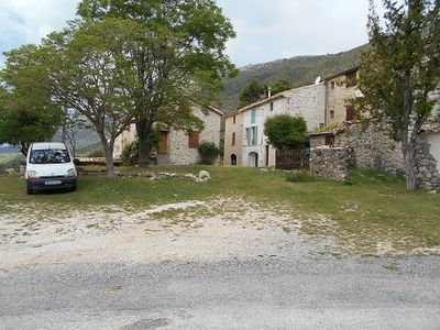Photo for small quiet house in pretty little hamlet; surrounded by meadows and forest