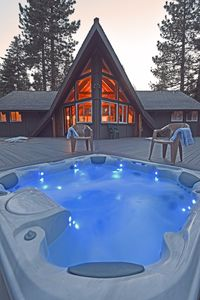 Photo for Modern Chalet in Paige Meadows - 6 Person Hot Tub!