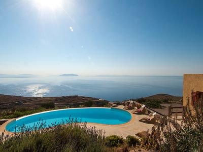 Photo for Villa Als Marmarei, Soul Relaxing Infinity,