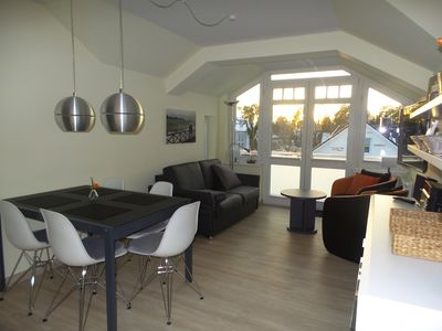 Photo for 3-room apartment - Villas Meernixe 14 in Ostseebad Binz