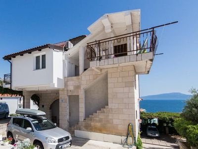 Photo for Apartment in Brist (Makarska), capacity 2+0