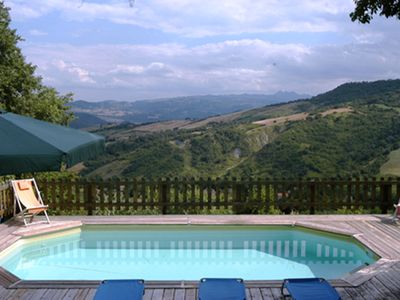 Photo for Family Villa In Stunning Rural Countryside With Mountain Views, Lovely Pool