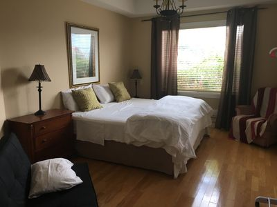 Photo for Spacious and private suite on Wine Route in beautiful West Kelowna